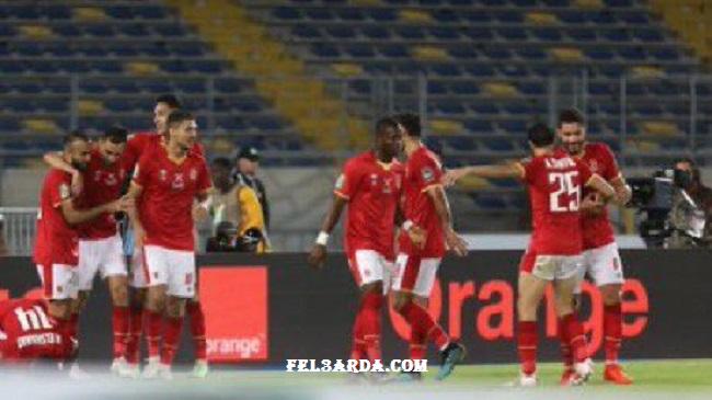 الأهلي المصري بطل العاشرة بعد الفوز علي كايزر تشيفز فى نهائي دوري أبطال أفريقيا 2021