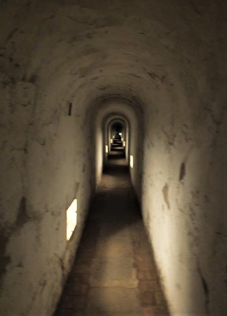 Túnel del Campo de Concentración de Terezín