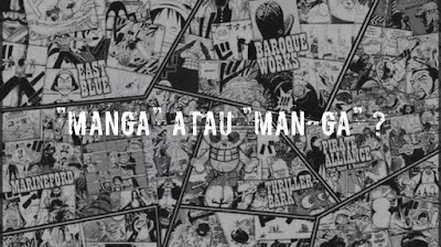 Manga atau Man-ga?