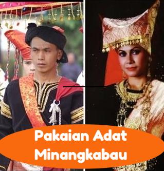 pakaian adat minangkabau, baju adat minangkabau, baju pengantin minangkabau