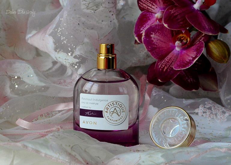 Avon Artistique Patchouli Indulgence Woda perfumowana - recenzja
