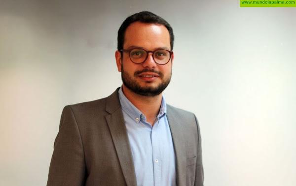 """Jordi Pérez Camacho: """"Me preocupa el futuro de La Palma Ecuestre"""""""