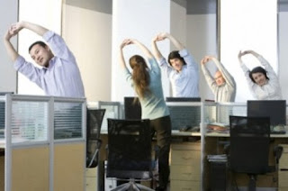 tips to keep you active at the office