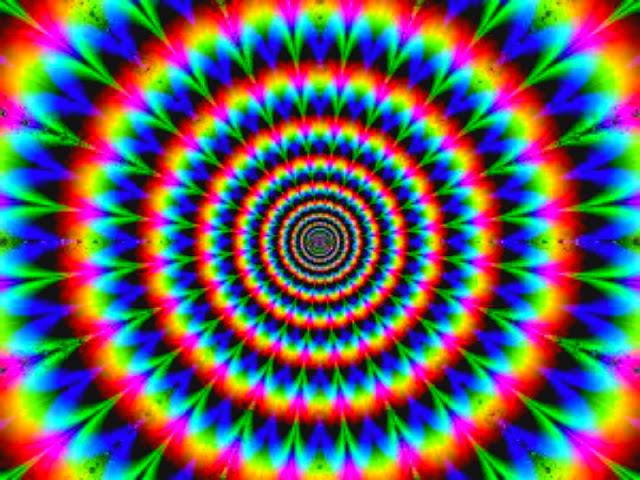 Frequency of each of six hallucinoid experiences reported with 1–5...