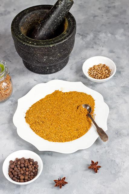 przyprawa curry jak zrobić