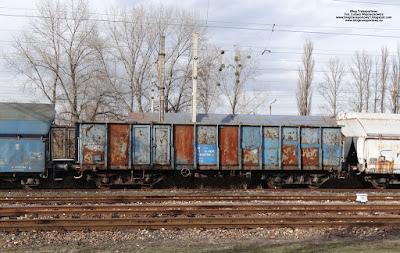 Wagon węglarka serii Eaos, PKP Cargo