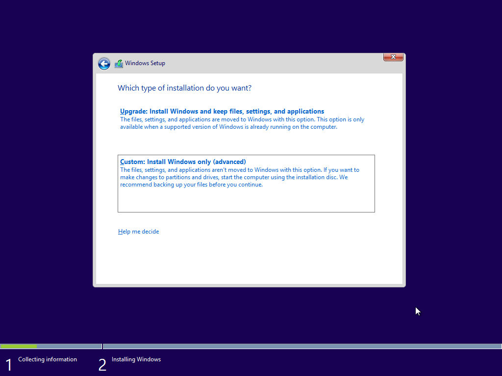 Cara Cepat Install Windows 8.1 - Education Only