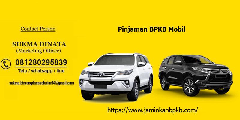 Pinjaman BPKB Mobil