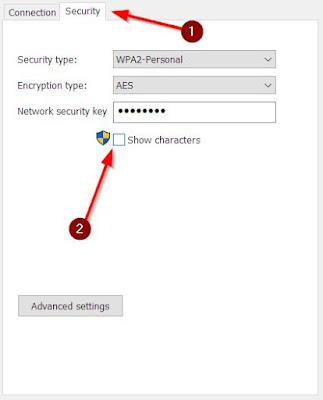 2 langkah melihat password wifi di pc