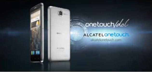 Light and Slim smartphones Alcatel One Touch Idol and Idol Ultra offered at Sun Plan