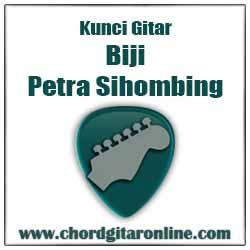 Chord Petra Sihombing Biji