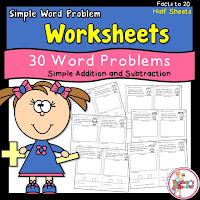 30 Simple Word Problems