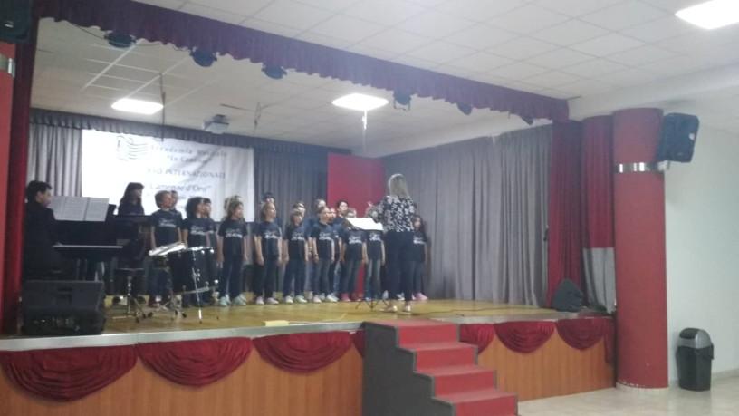27ο Δημ.Σχολείο Ιωαννίνων:Για άλλη μία φορά, η χορωδία «Ευμέλεια» διακρίνεται σε διεθνή διαγωνισμό!
