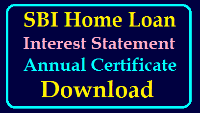 How to Download SBI Home Loan Interest and Principal Amount for Employees and Teachers through Online /2020/02/How-to-Download-SBI-Home-Loan-Interest-and-Principal-Amount-for-Employees-and-Teachers-through-Online.html