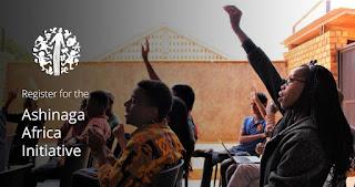 Ashinaga Africa Initiative Program 2020 | Less Privileged Students