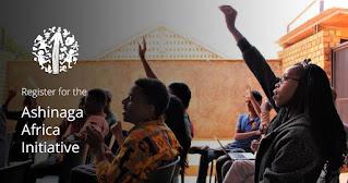Ashinaga Africa Initiative Program 2021 | Less Privileged Students