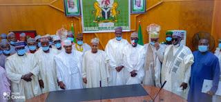 Yauri school abduction : Religious leaders on sympathy, solidarity visit to Bagudu