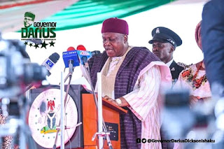 Full Speech Of Gov. Darius Ishaku As Taraba Clocks 29