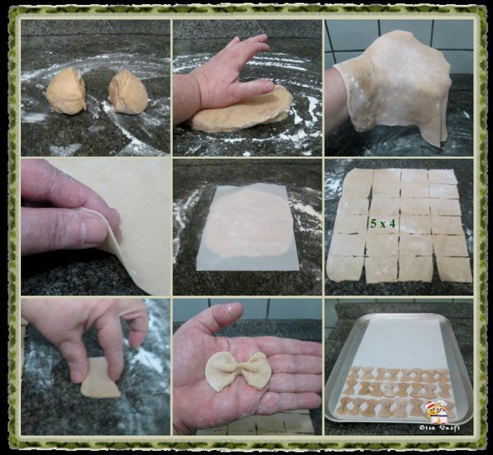 Massas básicas de macarrão 9
