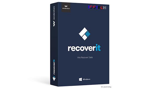 تحميل برنامج Wondershare Recoverit  كامل مع التفعيل