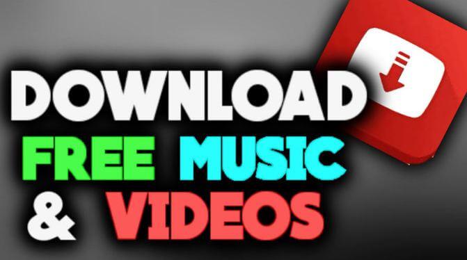 برنامج, البحث, عن, ملفات, الفيديو, والصوت, على, الانترنت, وتحميلها, Free ,Music ,and ,Video ,Downloader