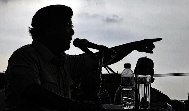 Catur Politik Prabowo Subianto
