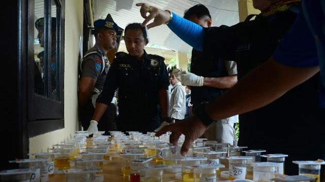 Kasus Narkoba Kapolsek Astana Anyar, Seluruh Polisi Akan Dites Urine