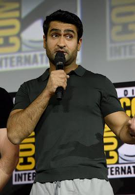 Kumail Nanjiani Got Himself Ripped After Joining Marvel Cinematic Universe
