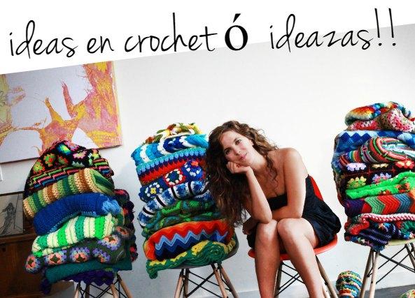 Mezclar Punto con Crochet