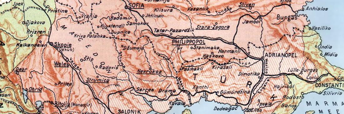 Българската екзархия в Македония (1870 – 1913)