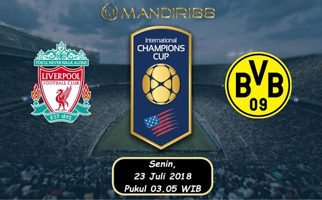 Prediksi Liverpool Vs Borussia Dortmund, Senin 23 Juli 2018 Pukul 03.05 WIB @ TVRI
