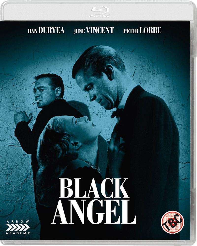 black angel bluray