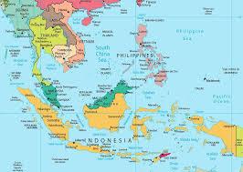 Negara Asia Tenggara Beserta Ibukota dan Keterangannya