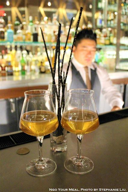 "Cidrerie du Vulcain Dry, Apple Cider ""Premiers Émois"", Switzerland at Gabriel Kreuther in New York City"