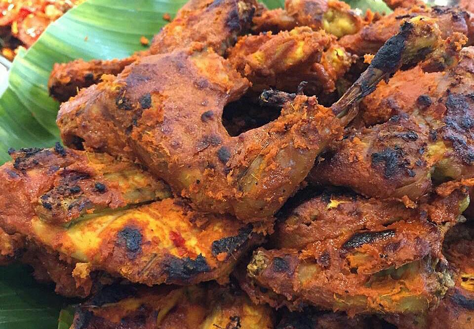 Ayam Bakar Kapau