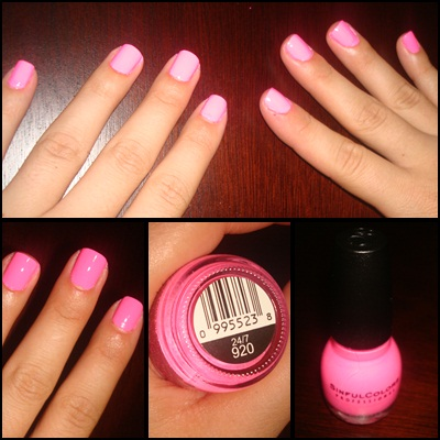 Beauty In New York City Beauty In Puerto Rico Part 3 Sinful Colors Nail Polish