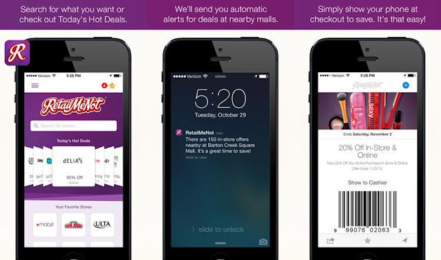 Quais são os melhores apps de cupons em Miami