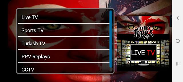 تحميل تطبيق UK Turks لمشاهدة القنوات و الافلام و المسلسلات جديد 2021