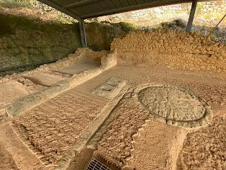 Varignano Roman Villa - where olives were pressed