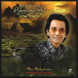 Mus Mulyadi, Keroncong, Lagu Lawas, Tembang Kenangan, Download Lagu Keroncong Mus Mulyadi Mp3 Album Vol.2 Lengkap Full Rar