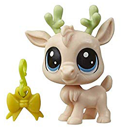 LPS Series 5 Lucky Pets Fortune Cookie Briggs (#No#) Pet