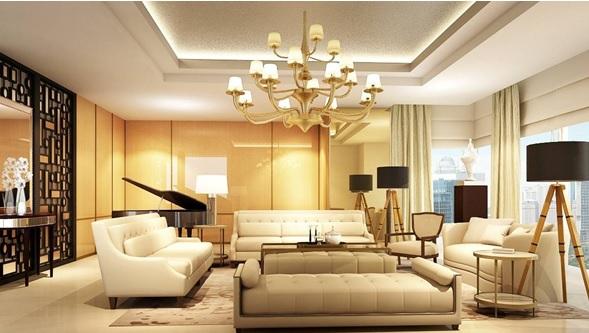 interior design rumah yang mewah
