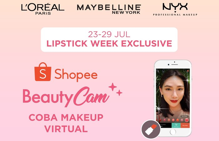Shopee BeautyCam - Shopee.co.id