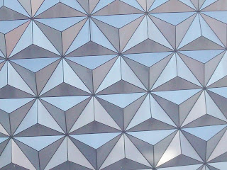 Spaceship Earth Tiles