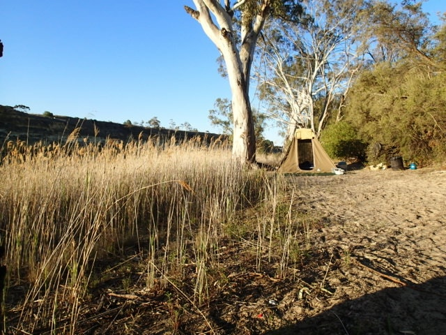 5 places to go camping near Adelaide
