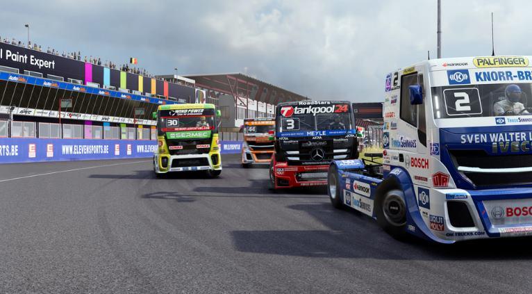 Truck Racing Championship PC Full Español