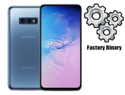 Samsung Galaxy S10e SM-G970U1 Combination Firmware - درويد