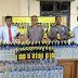 Tekan Angka Kriminalitas ,Polsek Batang Sita Ratusan Botol Miras