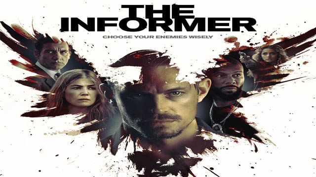The Informer (2019) [ Hindi Dubbed Unofficial ] Movie 720p HD CamRip Download