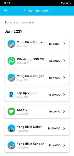 Pengalaman/Review Provider Digital Indonesia by.U